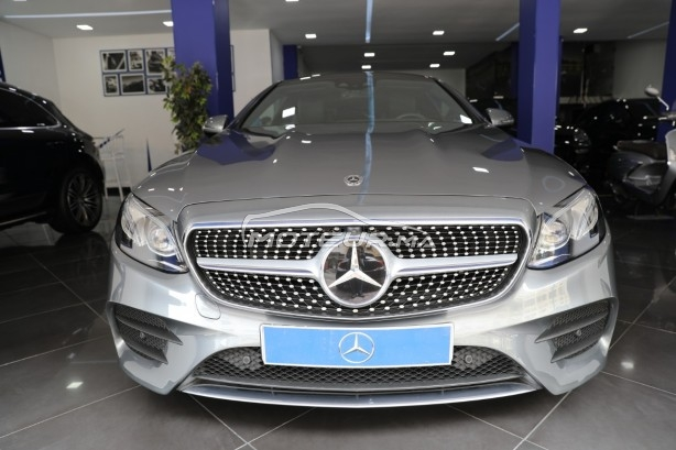 MERCEDES Classe e coupe 220 pack amg occasion 1163404