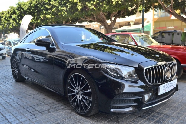 MERCEDES Classe e coupe 220 pack amg مستعملة