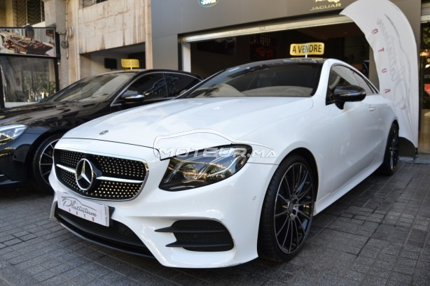 MERCEDES Classe e coupe 220 occasion