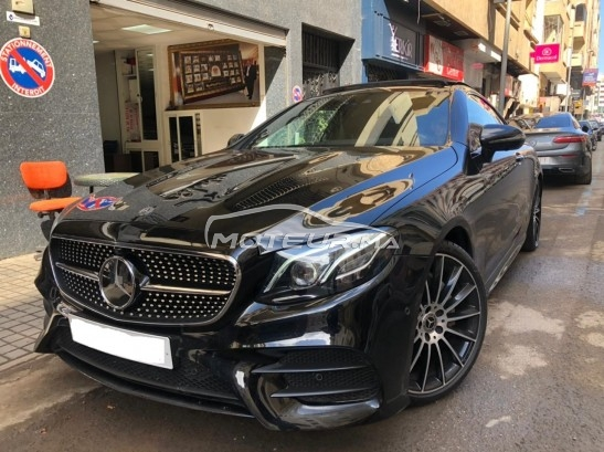 MERCEDES Classe e coupe Pack amg 220 occasion