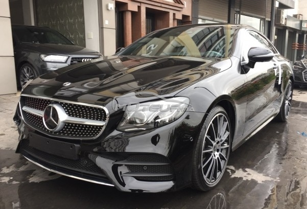 Mercedes Classe E Coupe 220d Pack Amg 2018 Diesel 198379 Occasion A