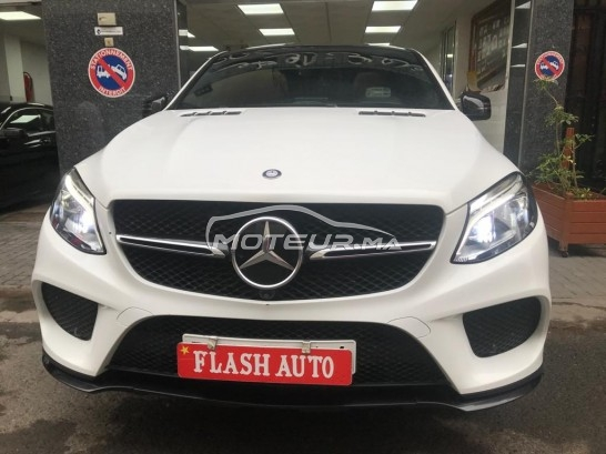 MERCEDES Gle coupe 350d occasion 994684