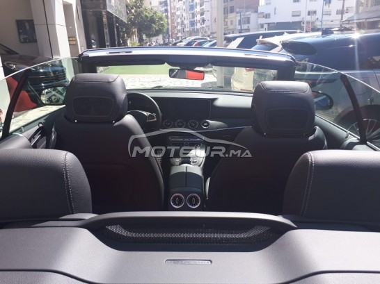 MERCEDES Classe e coupe Cabriolet pack amg occasion 599315