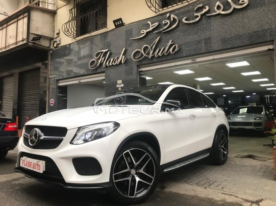 MERCEDES Gle coupe 350d occasion 994689