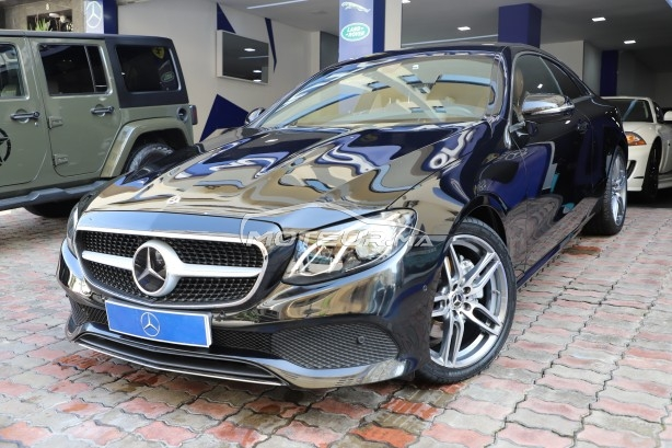 MERCEDES Classe e coupe 220d luxury مستعملة