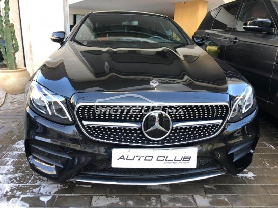 MERCEDES Classe e coupe 220 d coupé pack amg مستعملة