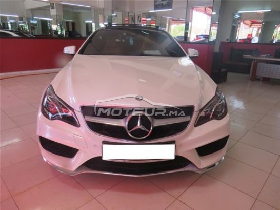 MERCEDES Classe e coupe 220d bluetec pack sport amg مستعملة