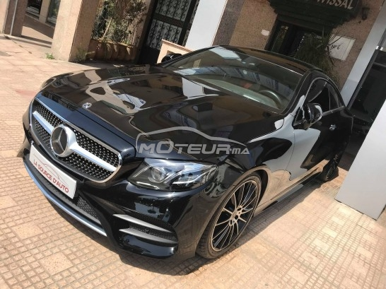 سيارة في المغرب MERCEDES Classe e coupe Pack amg - 215592