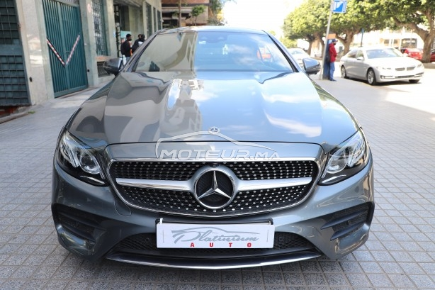 MERCEDES Classe e coupe 220 pack amg line plus مستعملة