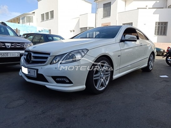 Acheter voiture occasion MERCEDES Classe e coupe 220 pack amg au Maroc - 286979