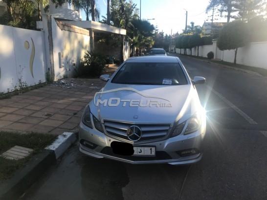 Mercedes classe e coupe 350 cdi pack amg 292 ch 2010 - Mercedes classe e coupe 350 cdi pack amg ...