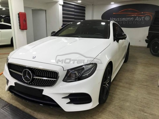 MERCEDES Classe e coupe 220d pack amg occasion 421542