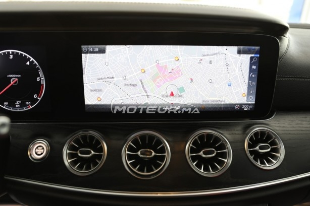 MERCEDES Classe e coupe 220 pack amg occasion 1163408