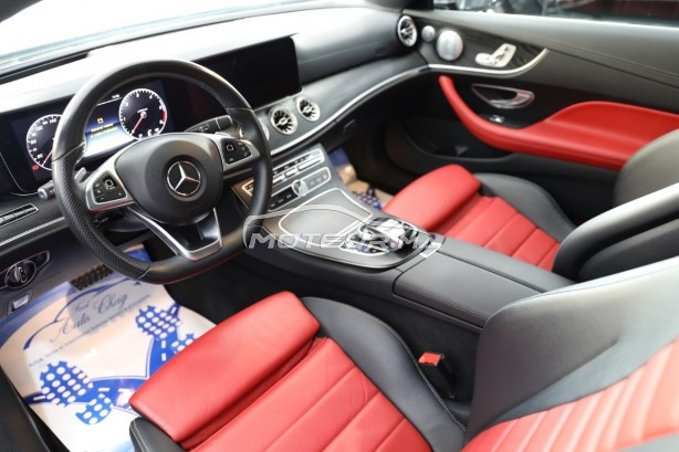 MERCEDES Classe e coupe 220 pack amg occasion 1163410