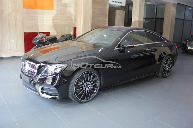 MERCEDES Classe e coupe Amg line occasion 538380