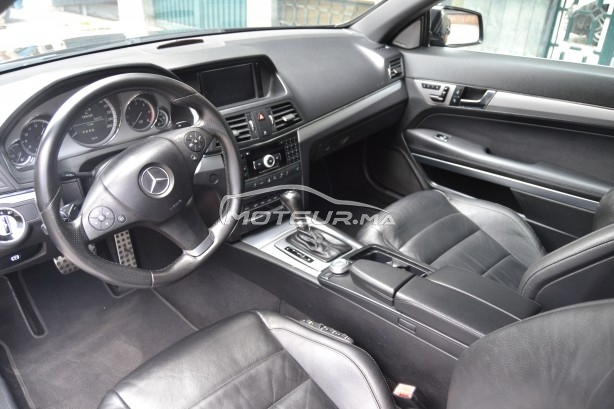 MERCEDES Classe e coupe Cabriolet 350d pack amg occasion 959637