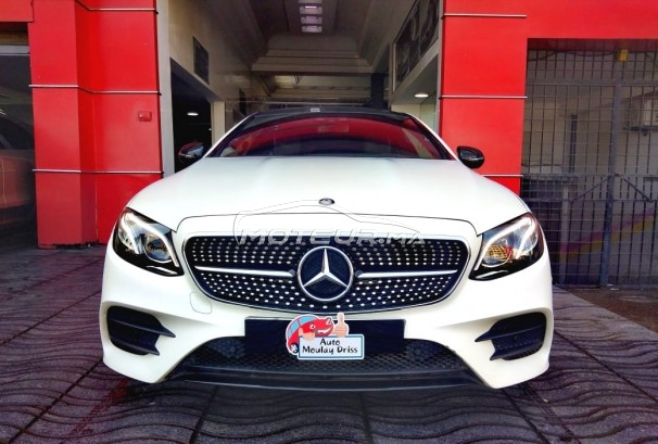 MERCEDES Classe e coupe 220 edition one مستعملة