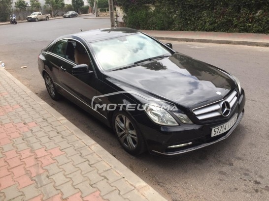 MERCEDES Classe e coupe 2.2 occasion