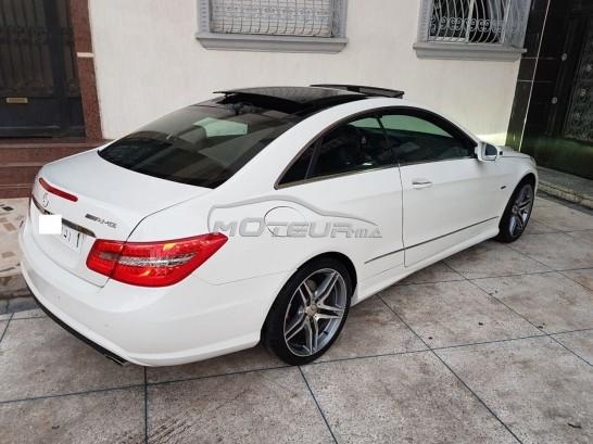 Mercedes classe e coupe 350 amg 2010 diesel 172574 occasion casablanca maroc - Mercedes e coupe occasion ...