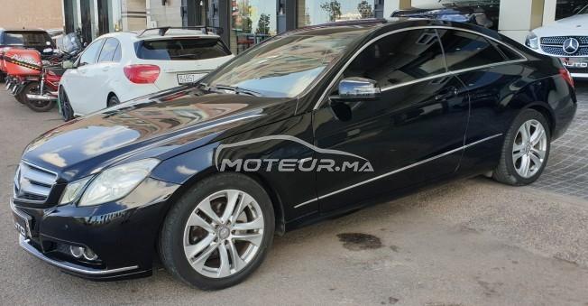 Voiture au Maroc MERCEDES Classe e coupe 250 cdi coupé - 289601