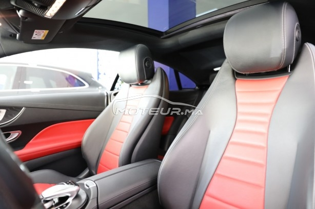 MERCEDES Classe e coupe 220 pack amg occasion 1163409