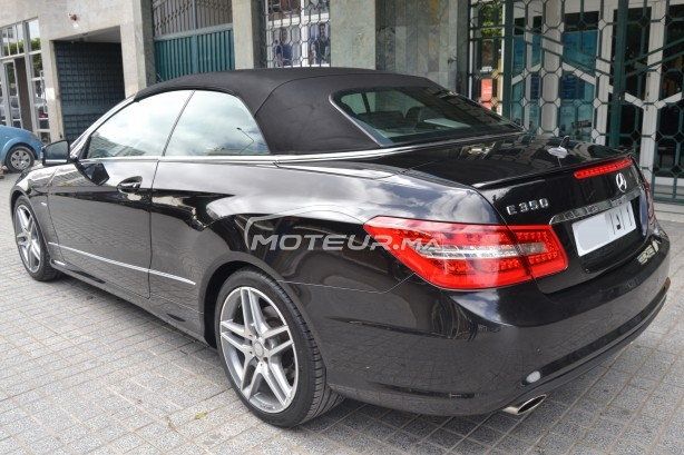 MERCEDES Classe e coupe Cabriolet 350d pack amg occasion 959636