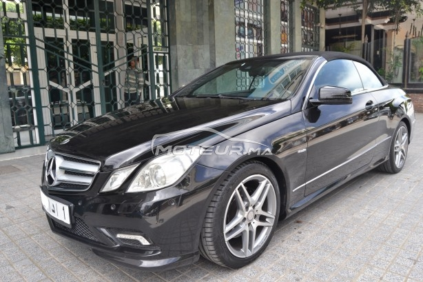 MERCEDES Classe e coupe Cabriolet 350d pack amg occasion 959633