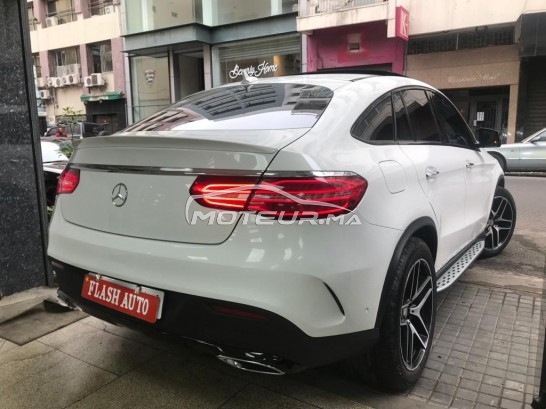 MERCEDES Gle coupe 350d occasion 994683