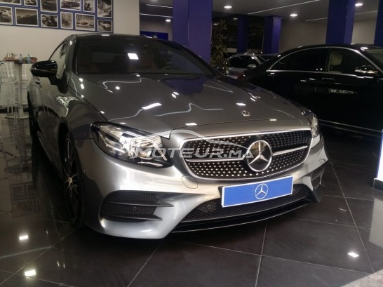 MERCEDES Classe e coupe Pack amg line مستعملة