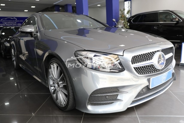 MERCEDES Classe e coupe 220 pack amg occasion 1163405