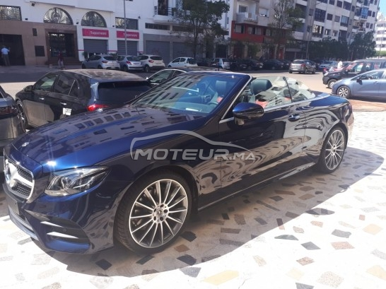 MERCEDES Classe e coupe Cabriolet pack amg occasion