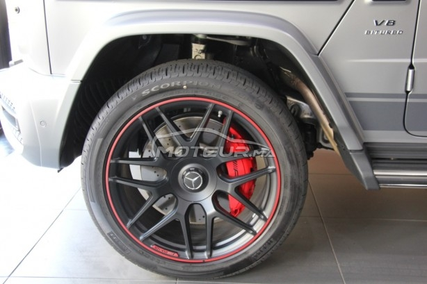 MERCEDES Classe g 63 edition 1 occasion 692567