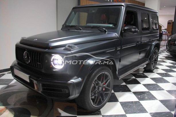 MERCEDES Classe g 63 amg occasion 1063292
