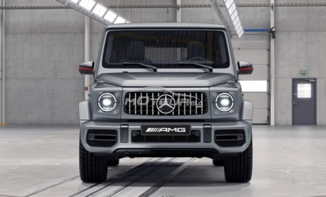 MERCEDES Classe g 63 amg occasion 479577