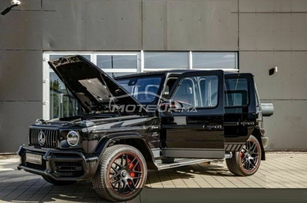 MERCEDES Classe g 63 amg edition 1 occasion 686103
