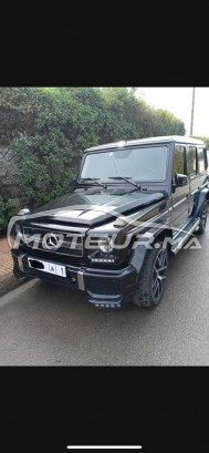 MERCEDES Classe g 350 d pack amg occasion