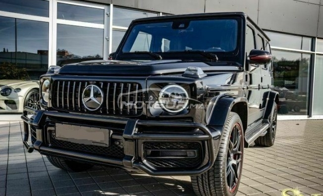 MERCEDES Classe g 63 amg edition 1 occasion