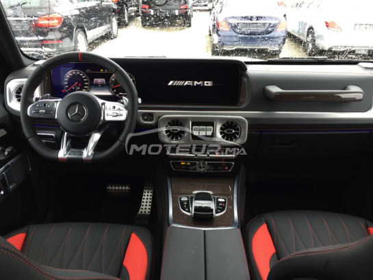 MERCEDES Classe g 63 edition 1 occasion 671571