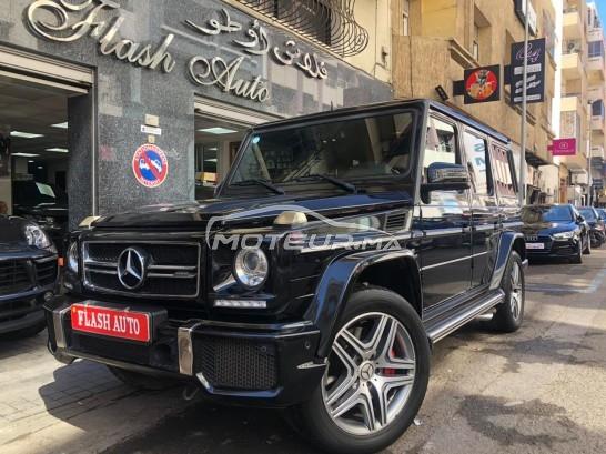 سيارة في المغرب MERCEDES Classe g 63 amg - 329586