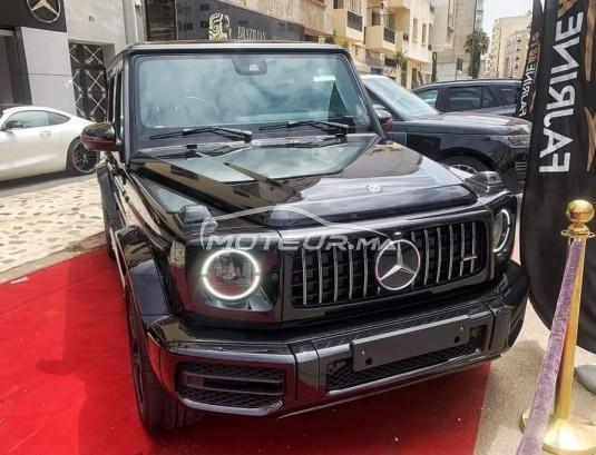 سيارة في المغرب MERCEDES Classe g 63 amg v8 biturbo - 282121