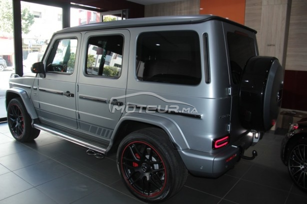 MERCEDES Classe g 63 edition 1 occasion 692563