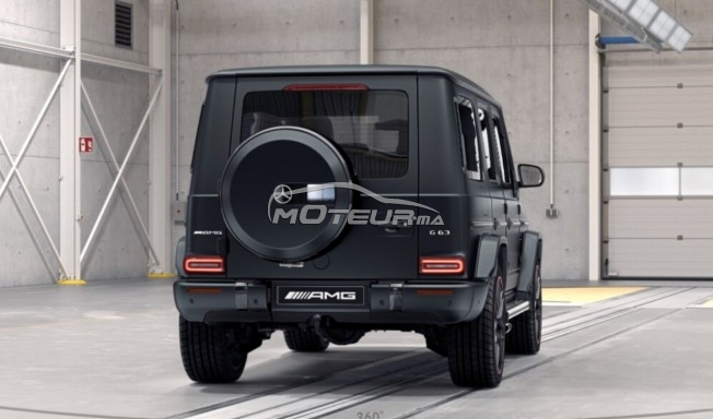 MERCEDES Classe g 63 amg occasion 479625