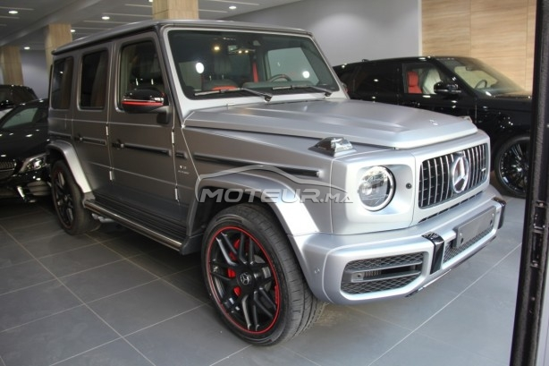 MERCEDES Classe g 63 edition 1 occasion 692561