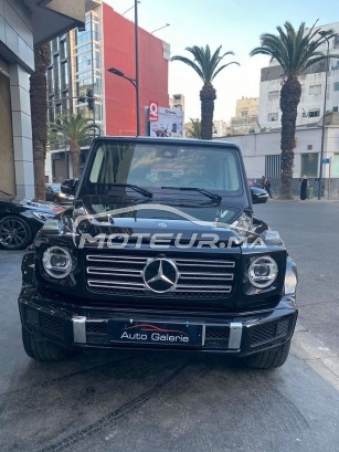 MERCEDES Classe g 500 pack amg occasion