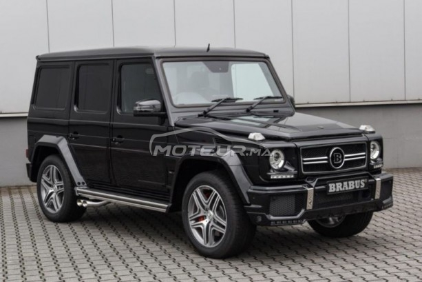 MERCEDES Classe g 63 brabus amg occasion