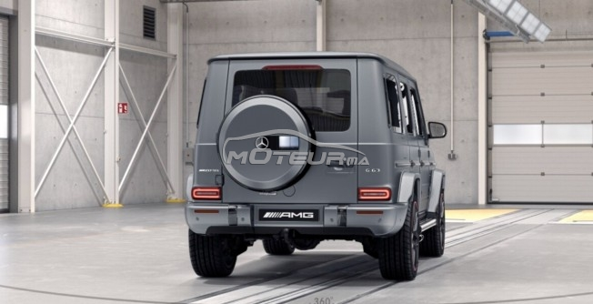 MERCEDES Classe g 63 amg occasion 479575