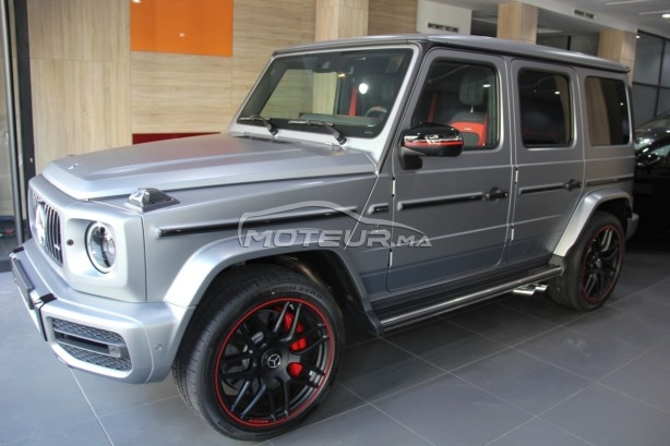 MERCEDES Classe g 63 edition 1 occasion