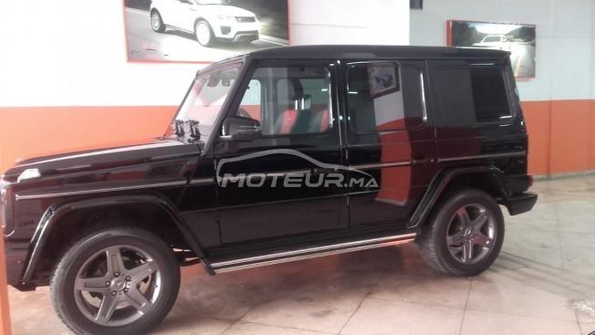 Acheter voiture occasion MERCEDES Classe g 350d au Maroc - 269924