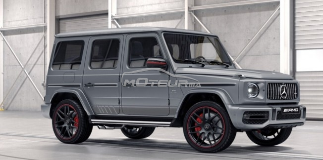 MERCEDES Classe g 63 amg occasion 479578