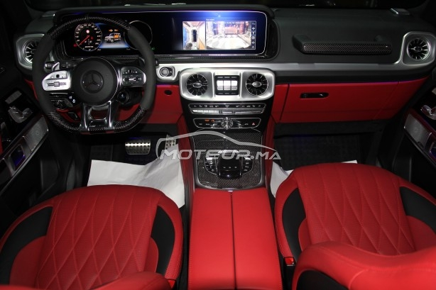 MERCEDES Classe g 63 amg occasion 1063288